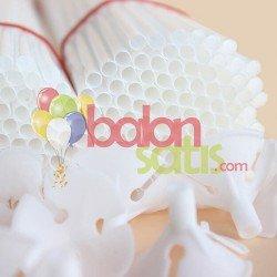 500 Adet Balon Çubuk Set