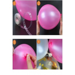 Zincir Balon Yapma Aparatı