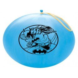 Punch Baskılı Balon Çift Yüze Tek Renk