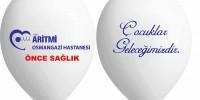 Ankara - İzmir Baskılı Balon