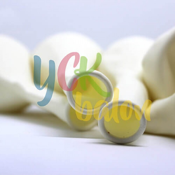 Baskısız  Beyaz İç Mekan Dekorasyon Balonu