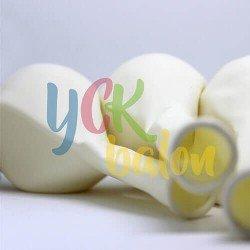 27 inç Beyaz Jumbo Balon