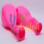12 inç Açık Pembe İç Mekan Dekorasyon Balonu