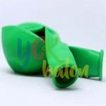 Baskısız Açık Yeşil Dış Mekan Dekorasyon Balonu