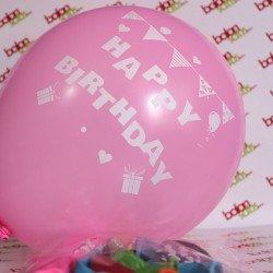 Happy Birhday Balonları