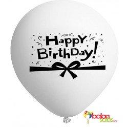 Happy Birthday Balonu