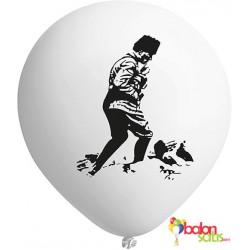 Kemal Atatürk Baskılı Balon 03