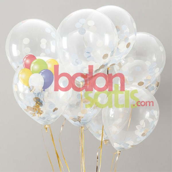 Şeffaf Lateks Balon