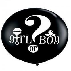 27inch Cinsiyet Balonu (İngilizce)