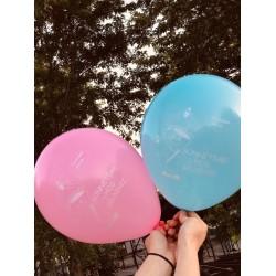 100 Adet Sünnetimize Hoş Geldiniz Hazır Baskılı Balon